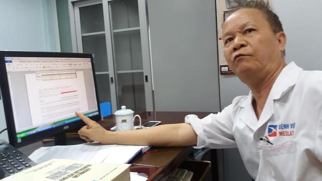 PGS.TS Nguyễn Nghiêm Luật cho rằng cần thực hiện 8 xét nghiệm trong suốt thai kỳ để me sinh con khỏe.
