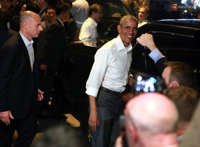 Với nhiều người, nụ cười của ông chủ Nhà Trắng là điều khiến người ta ấn tượng nhất, yêu mến nhất.