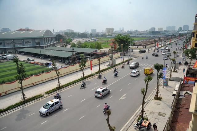 Con đường được lắp hệ thống camera an ninh, nối trực tiếp đến công an phường nhằm giám sát, đảm bảo an ninh trật tự