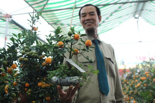 Quất cảnh là một loại cây đang được thị trường ưa chuộng với hình ảnh bắt mắt và mang nhiều ý nghĩa cho gia chủ.