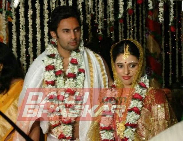 Rahul đã có vợ (ảnh) và con trai trong cuộc hôn nhân này. Ảnh: Bailubhaskar.
