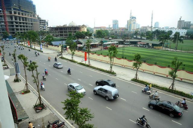 Mô hình xây dựng con đường này sẽ được nhân rộng nhằm đảm bảo trật tự, mỹ quan đô thị, đồng bộ trên các tuyến phố.