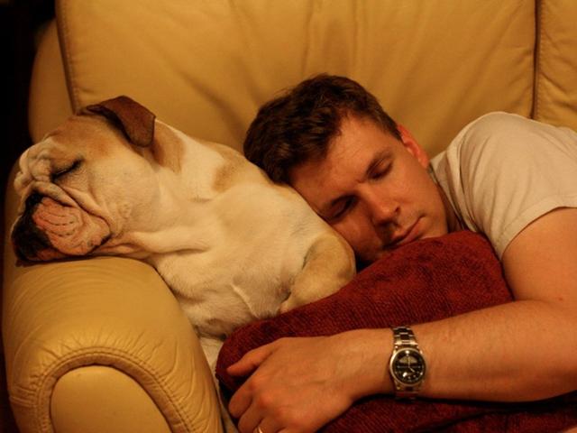 Giấc ngủ sâu có lợi cho sức khỏe và tinh thần của bạn.