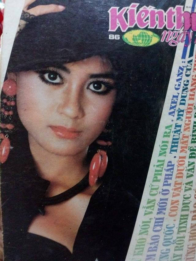 Kim Phụng xuất hiện đều đặn trên các tạp chí.