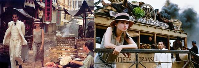 Người tình với diễn xuất của diễn viên Pháp Jane March và ngôi sao Hong Kong Lương Gia Huy. Ảnh: Films A2