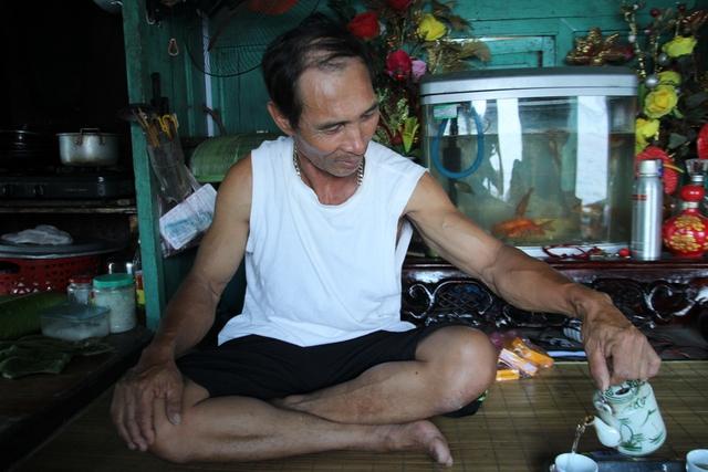 Ông Nguyễn Văn Chắc kể lại giây phút vớt được xác hai vợ chồng hàng xóm xấu số