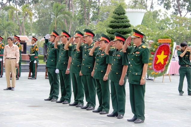 Trung đoàn 2 thuộc Sư đoàn 9 là một trong những đơn vị chủ lực đầu tiên được ra đời trên chiến trường miền Đông Nam Bộ. Ảnh : Chí Thạch