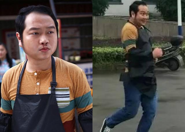 Hà Văn Huy phát tướng, sống chật vật ở tuổi 35