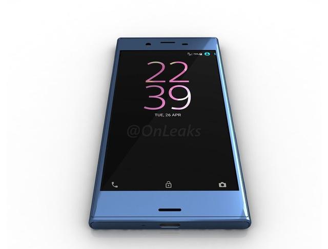 Loạt ảnh về Xperia XR vừa được tài khoản Twitter @OnLeaks tung ra. Đây là smartphone Android được Sony phát triển dưới tên mã F8831.