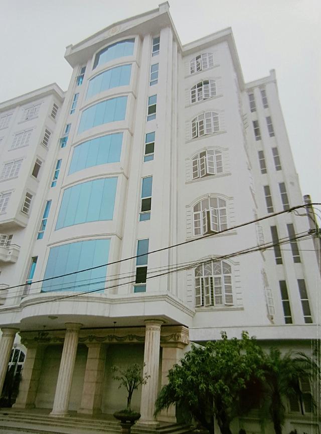 Tòa nhà xây sai phép của HTX CN Thanh Tùng
