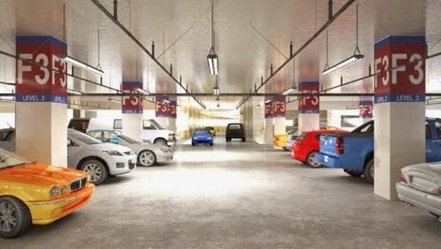 Những quy định liên quan đến chỗ để xe ô tô đang nhận được nhiều sự quan tâm của cộng đồng dân cư. Ảnh minh hoạ