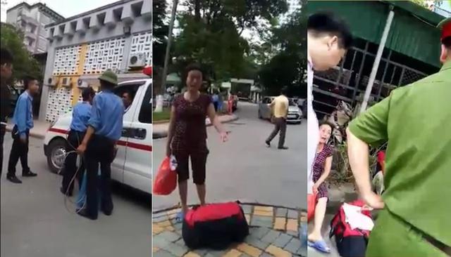 Gia đình em bé trong vụ việc Bảo vệ BV Nhi Trung ương chặn xe cứu thương đề nghị khép lại câu chuyện. Ảnh minh họa
