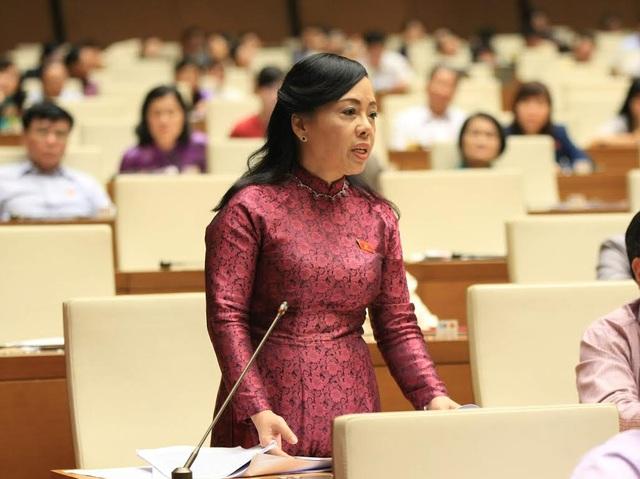 Bà Nguyễn Thị Kim Tiến được đề nghị tiếp tục giữ chức vụ Bộ trưởng Bộ Y tế. Ảnh L.Trần