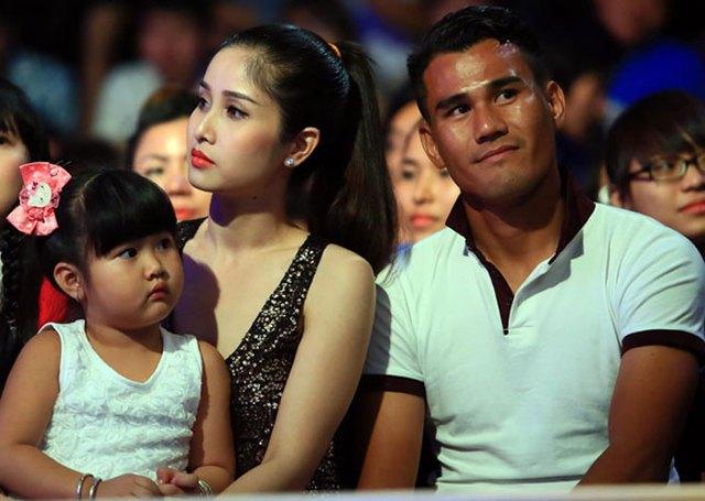 Gia đình Phan Thanh Bình - Thảo Trang