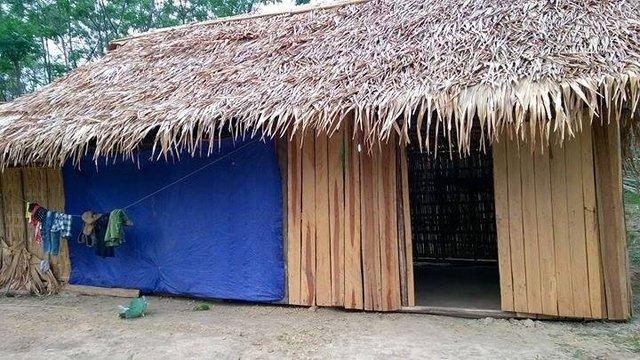 Căn nhà tuyềnh toàng của vợ chồng chị Hiền