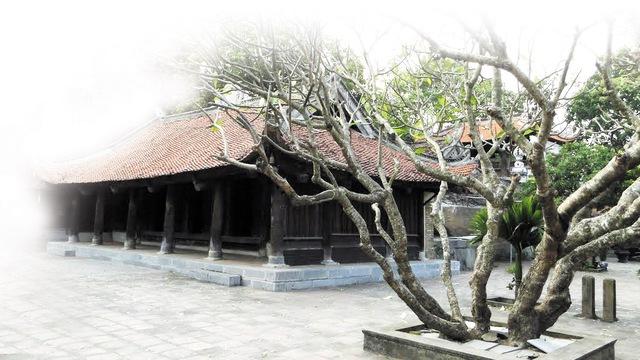 Chùa Vĩnh Nghiêm được xây dựng dưới triều đại nhà Lý. Theo bia tháp ghi lại, năm Thuận Thiên Nguyên Niên (1010). Ảnh: K.T