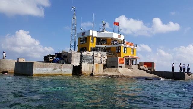 Đảo Cô Lin thuộc cụm Sinh Tồn của quần đảo Trường Sa. Để bảo vệ chủ quyền trên đảo Cô Lin, nhiều người lính đã ngã xuống trong cuộc chiến năm 1988.