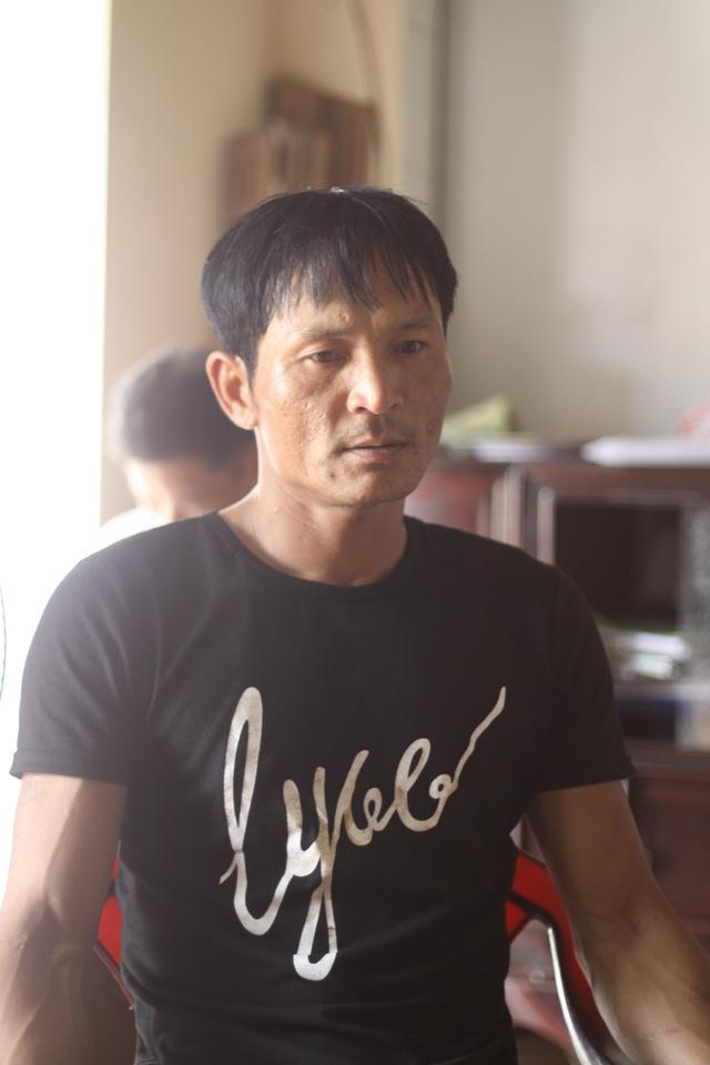 """Anh Trần Ngọc Thanh mặc dù đã ra tù nhưng vẫn không ngừng kêu oan để đòi lại 2 tiếng """"trong sạch"""". Ảnh: X.Thắng"""