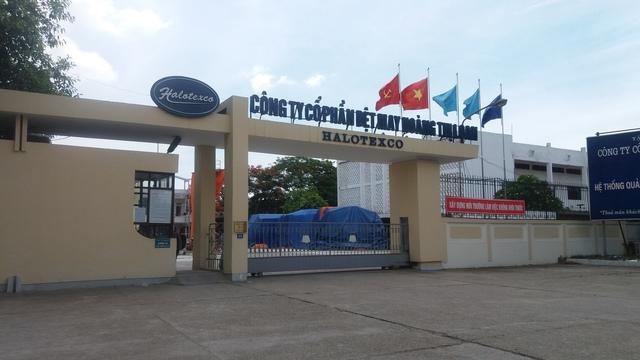 Công ty CP Dệt may Hoàng Thị Loan. Ảnh:H.H