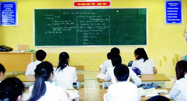 Nhiều phụ huynh cho rằng dạy thêm, học thêm là một nhu cầu có thật, cần quản lý thay vì loại bỏ. Ảnh minh họa: Q.Anh