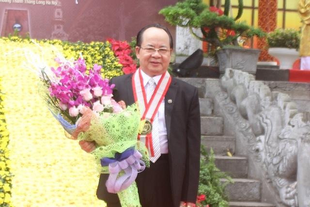 GS.VS Hoàng Quang Thuận. Ảnh: Đình Việt