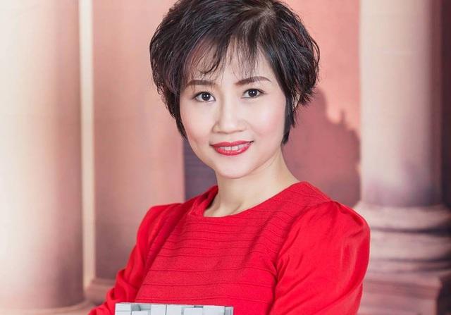 Chuyên gia tư vấn thương hiệu Đặng Thanh Vân.