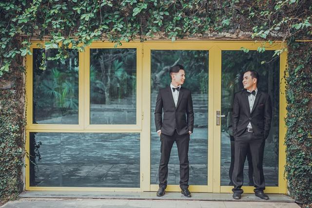 Cặp đôi đồng tính Xuân Tuyên- Lê Minh