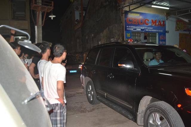 Sau khi bị bắt giữ, đối tượng Doãn Trung Dũng được di lý về Công an tỉnh Quảng Ninh. Ảnh: Đ. Tuỳ
