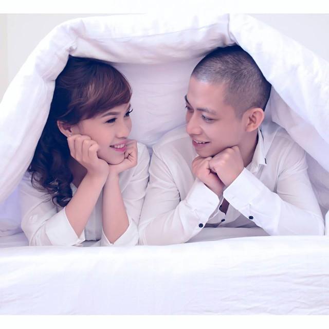 Nên để cô dâu, chú rể là người đầu tiên nằm trên giường cưới. Ảnh minh họa.