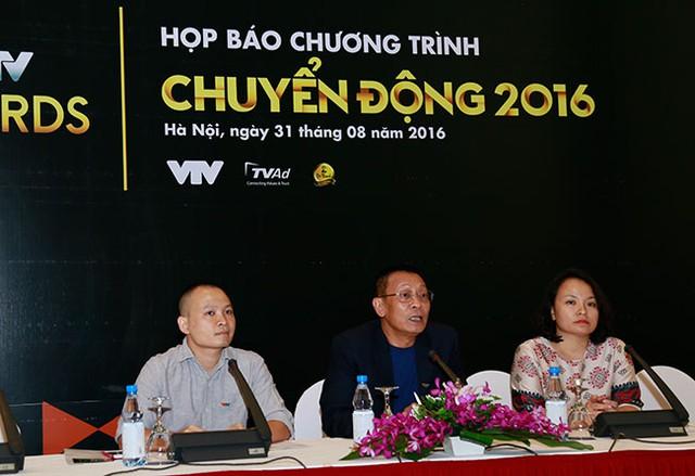 Cuộc họp báo diễn ra trước buổi Lễ trao giải