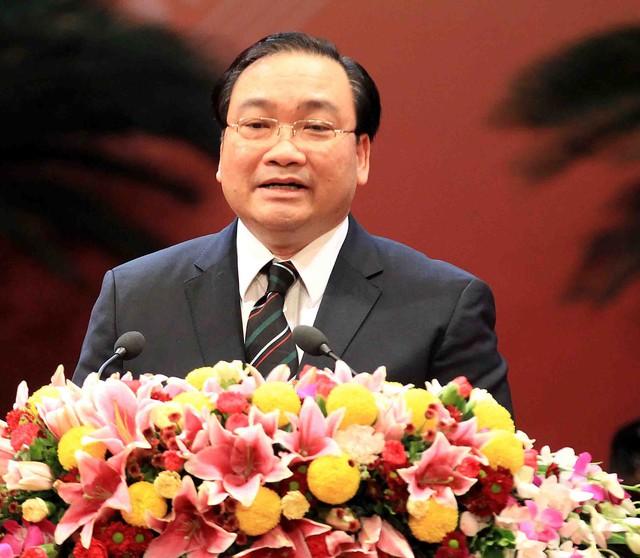 Ông Hoàng Trung Hải, trúng cử Bộ Chính trị và đã được phân công làm Bí thư Thành ủy Hà Nội. Ảnh EVN