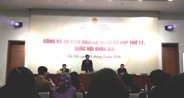 Tổng Thư ký Quốc hội Nguyễn Hạnh Phúc cho rằng, nếu văn nghệ sỹ chỉ mỗi hát hay thôi thì rất khó.