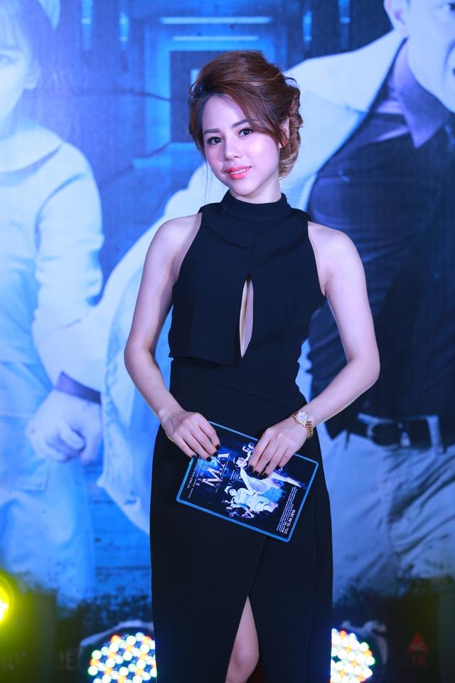 MC Bạch Lan Phương.