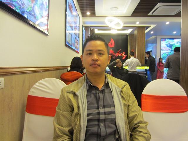 Ông Trần Như Quỳnh. Ảnh: Ngọc Thi