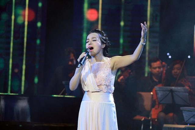 Đêm nhạc đem lại cho khán giả nhiều cung bậc cảm xúc khác nhau.