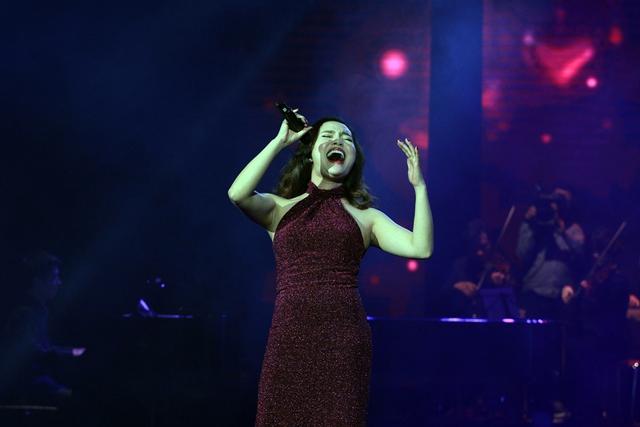 Ca khúc Chỉ có mình em thôi được nữ ca sĩ xinh đẹp Nguyễn Ngọc Anh thể hiện khá tình cảm.