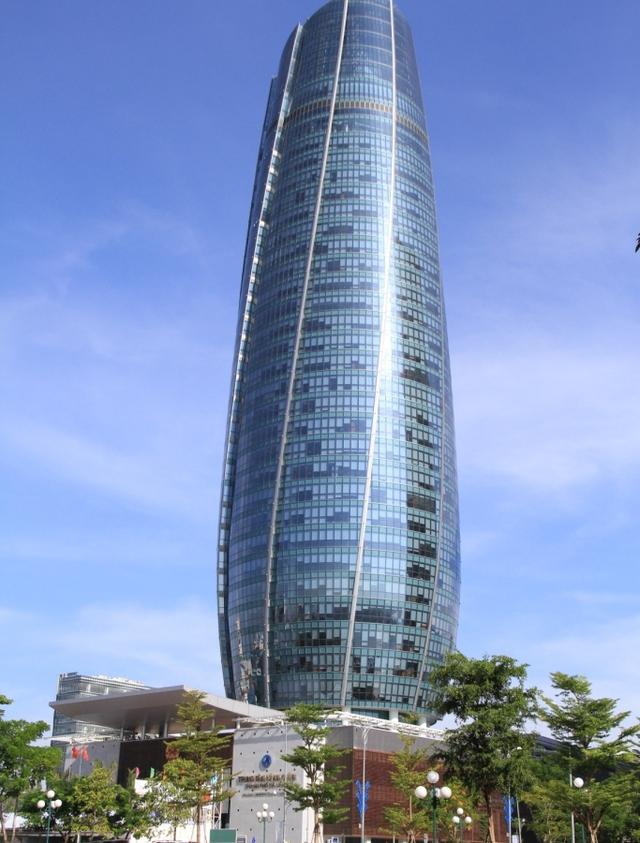 Tòa nhà Trung tâm hành chính TP Đà Nẵng. Ảnh: Đức Hoàng