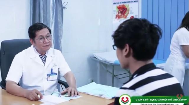 Tiến sỹ - Bác sỹ Vũ Đình Cầu