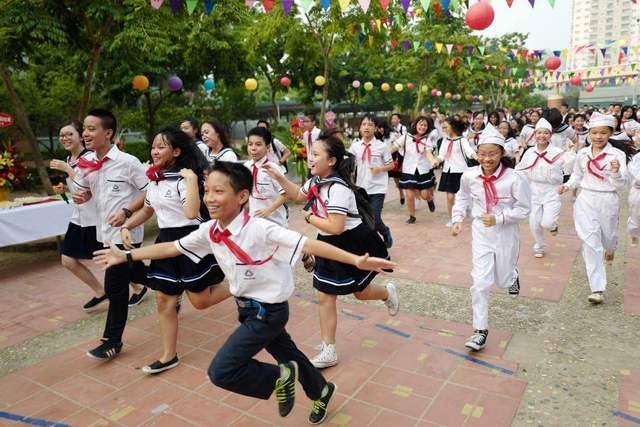 Học trò trường Lương Thế Vinh, Hà Nội