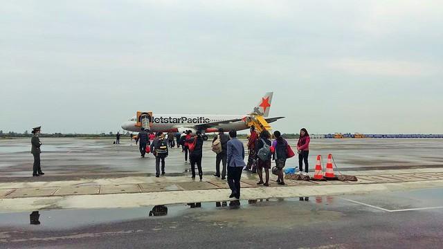 Các hàng hàng không đã sẵn sàng cho việc mở tuyến mới từ sân bay Cát Bi. Ảnh: ML