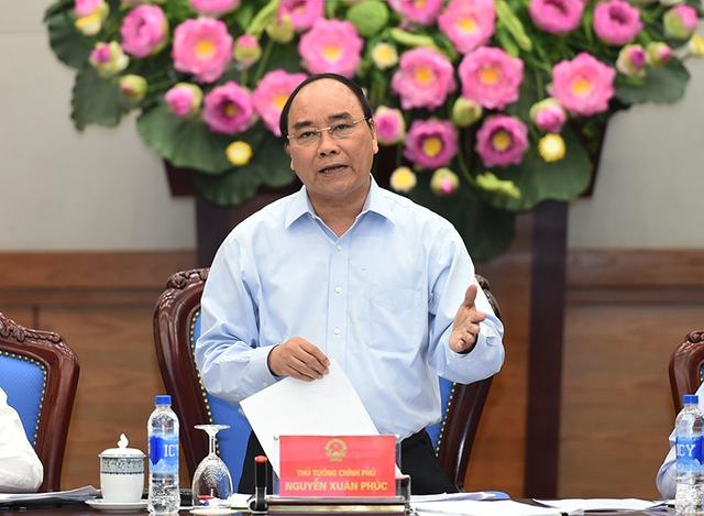Nhiều thông điệp, chỉ đạo quan trọng của Chính phủ vừa được công bố. Ảnh chinhphu.vn