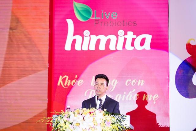 Ông Nguyễn Hữu Dũng – Chủ tịch HĐQT Đại Bắc Group, Giám đốc công ty TNHH Đại Bắc tại buổi lễ.