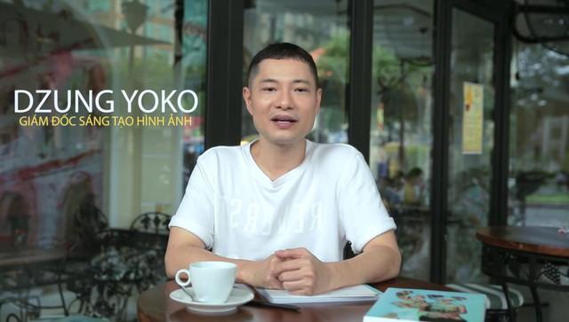 Hoạt động lâu năm trong lĩnh vực sáng tạo, Dzung Yoko luôn cân bằng giữa giá trị bản sắc Việt gốc và hơi thở đương đại mới trong từng tác phẩm