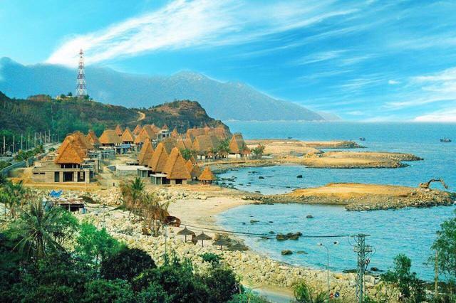Nàng tiên cá chính thức được hồi sinh bởi dự án mang tên Champarama Resort & Spa. (ảnh: TG)