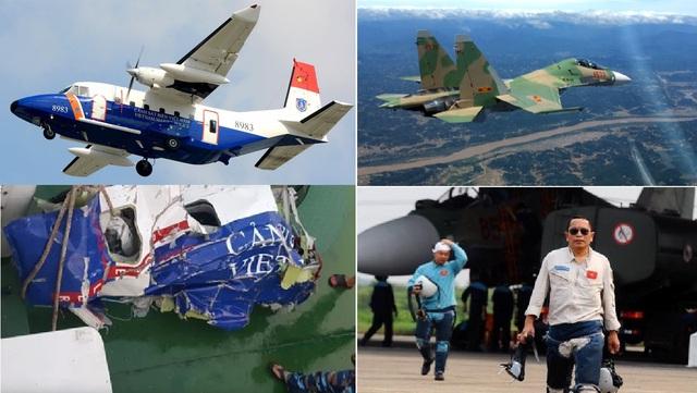 Các liệt sỹ trong vụ rơi 2 máy bay được cấp bằng Tổ quốc ghi công. Ảnh TL