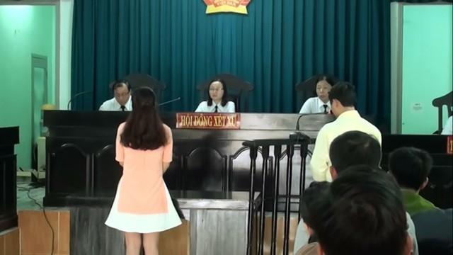 Nghĩa thoát tội hiếp dâm nhờ bị hại bãi nại - Ảnh: Nguyễn Tú