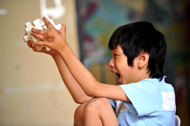 Ngày càng nhiều trẻ em Việt Nam mắc bệnh tự kỷ. Ảnh minh họa