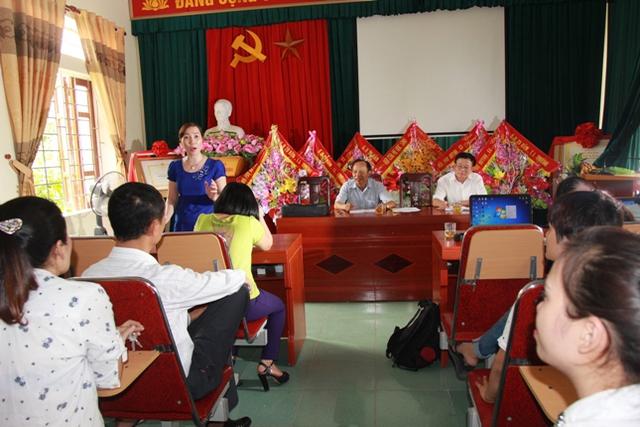 Sở GD&ĐT, Ban giám hiệu trường Tiểu học Nguyễn Trãi đối thoại thẳng thắn, trực tiếp với phụ huynh