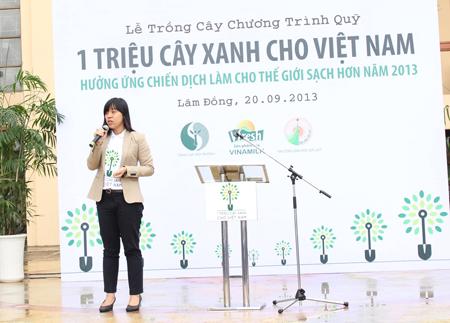 """Hưởng ứng chiến dịch """"làm cho thế giới sạch hơn 2013"""" tại Lâm Đồng 1"""