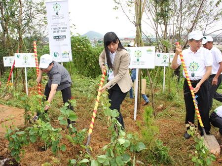 """Hưởng ứng chiến dịch """"làm cho thế giới sạch hơn 2013"""" tại Lâm Đồng 2"""